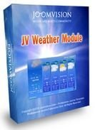 Модуль для Joomla - JV Weather